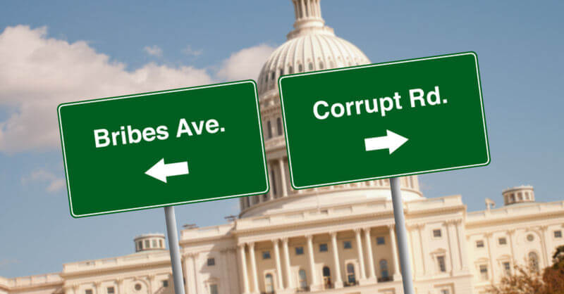 Corruption has existed in Congress for decades, but it's so much worse than you think