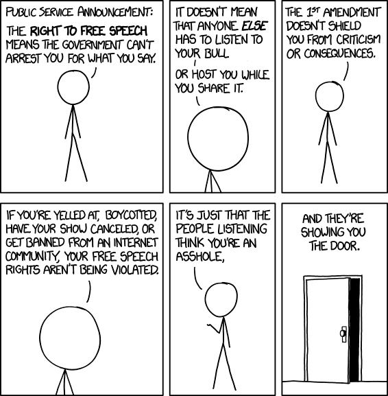social media regulation comic